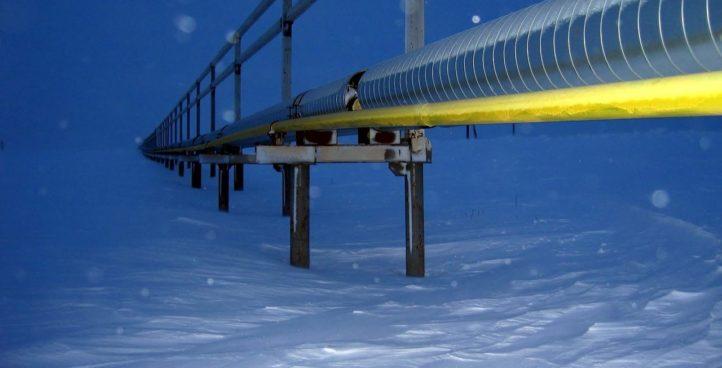 Обогрев длинных трубопроводов